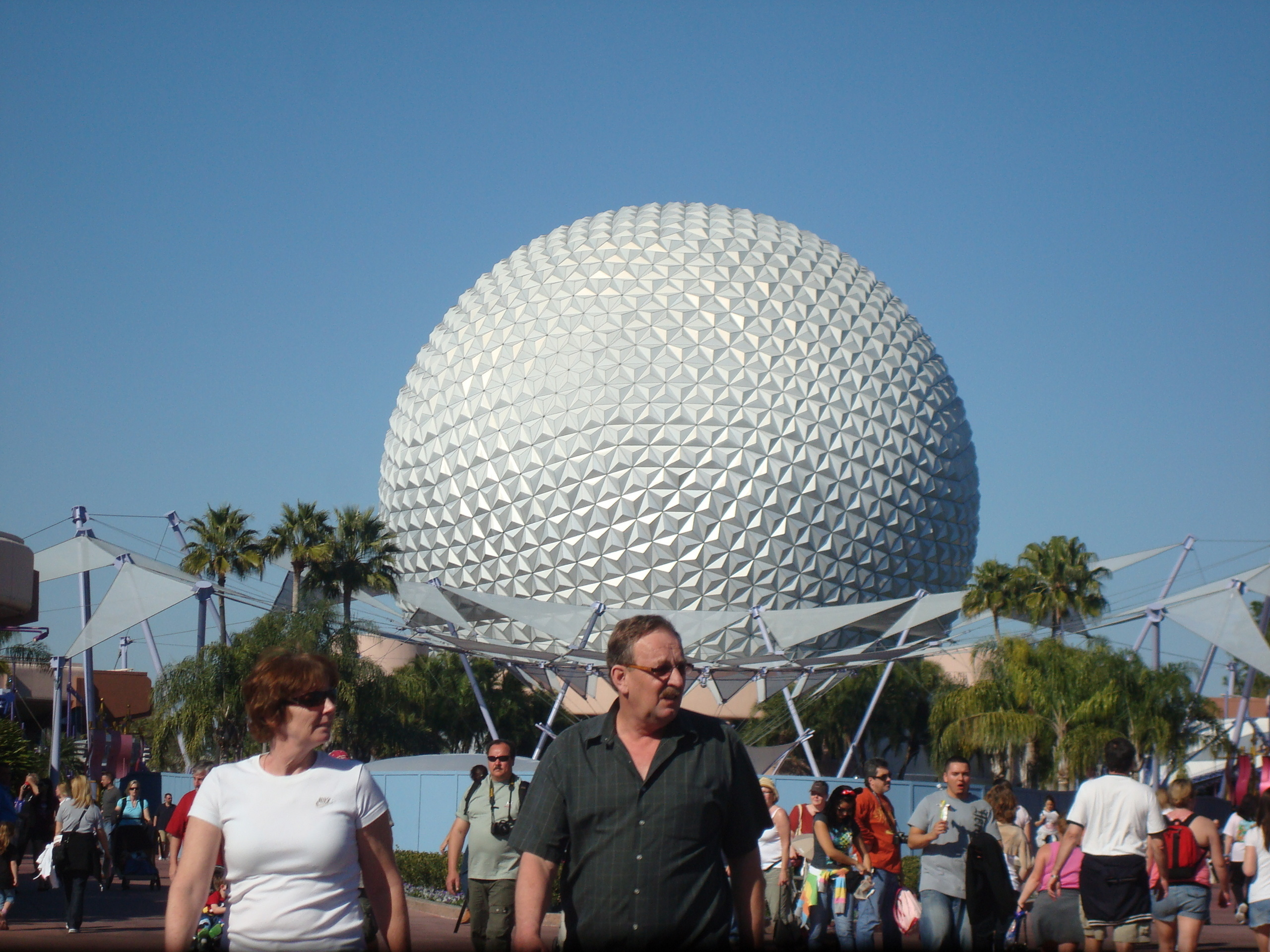 Epcot images Spaceship Earth HD wallpaper and background photos