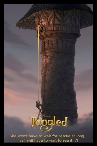tangled UK release dates