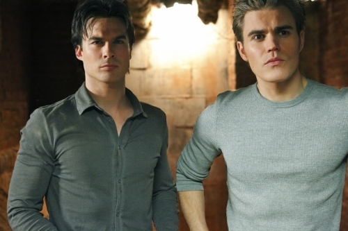 The Vampire Diaries - Episode 2.15 - The jantar Party - Promotional fotografias