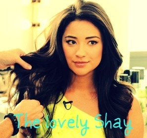 The lovely Shay :)