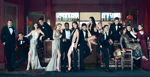Vanity Fair Shoot