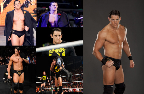 Wade Barrett wallpaper with a pezzo, hunk and a six pack entitled Wade Barrett