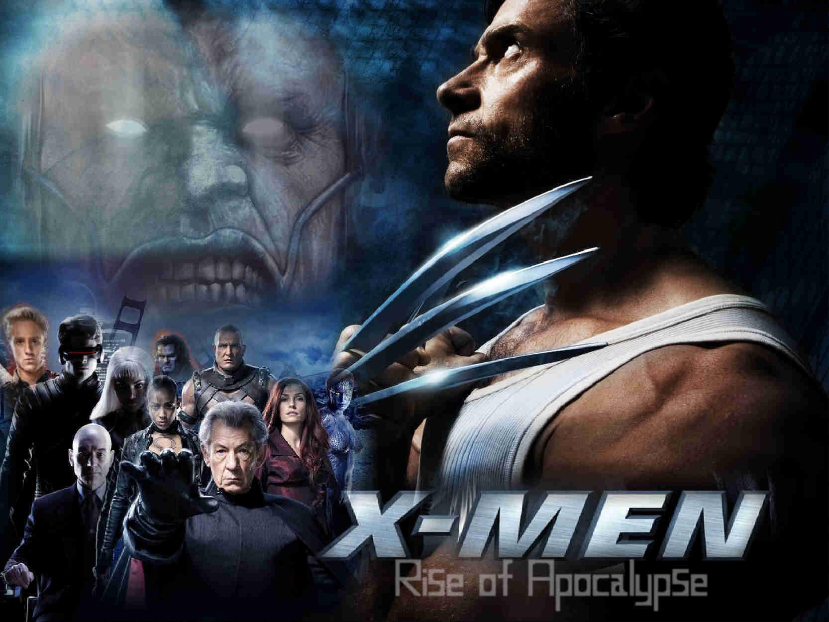 X Man The Movie Wallpaper