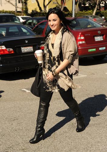 Welcome back Demi!