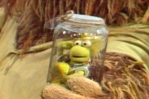 Wembley in the jar - fraggle-rock Photo