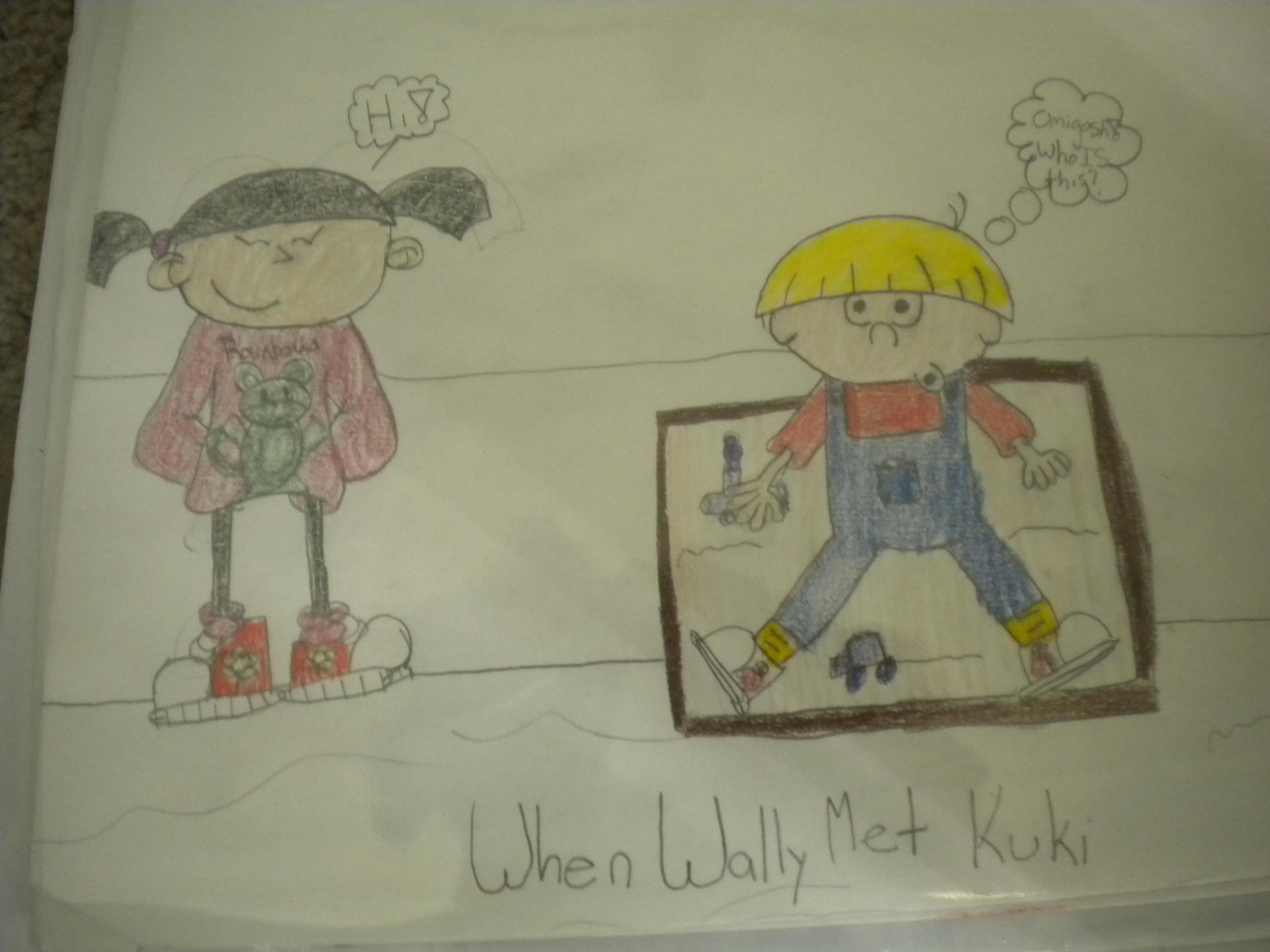 When Wally Met Kuki