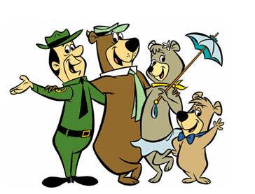 Yogi медведь :)
