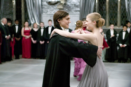 Yule Ball - Fleur and Roger