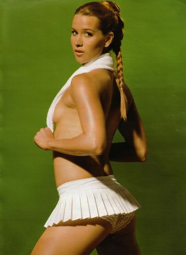 Tennis wallpaper called ashley harkleroad in playboy
