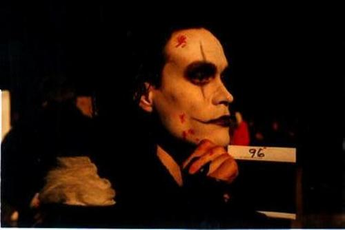 behind the scenes of the crow 9