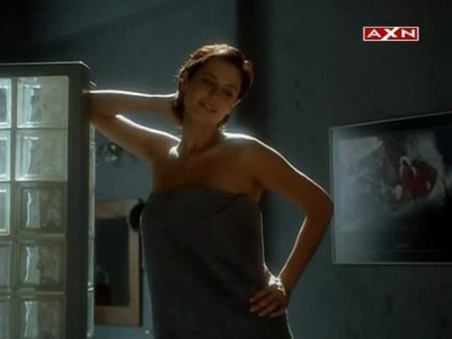 JAG wallpaper possibly with a bouquet and skin entitled catherine bell - Sarah 'Mac' MacKenzie