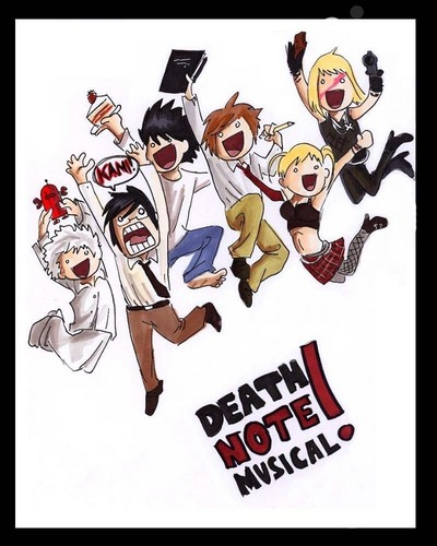 death note musical! ^_^