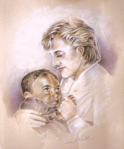 diana-with-child