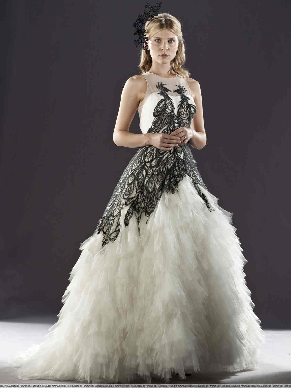 The Gallery For Gt Fleur Delacour Yule Ball
