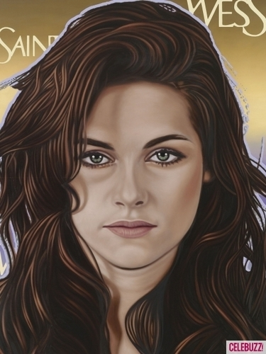 hyperreal portraits bởi Richard Phillips