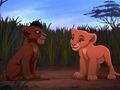 kovu and kiara - the-lion-king-2-simbas-pride photo
