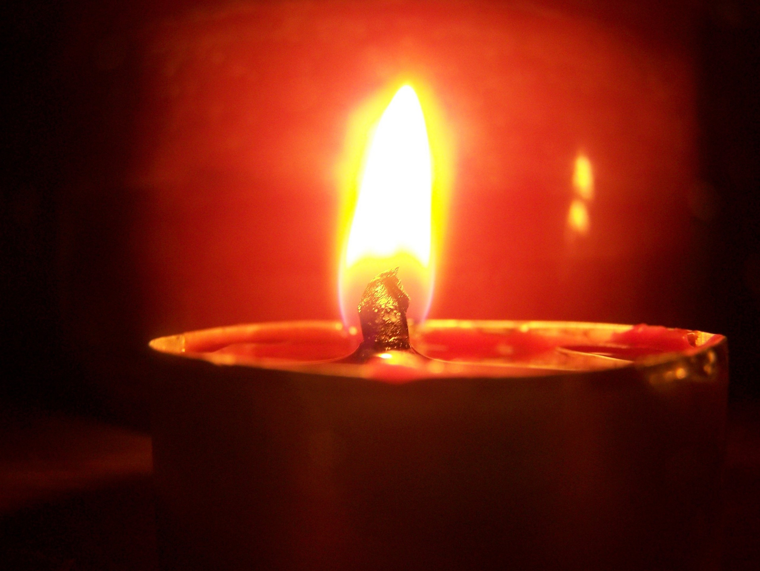 pyromaniac images red candle hd wallpaper and background photos