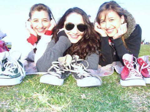 sol,jojefina and belen