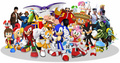 sonic and sega all stars racing all characters
