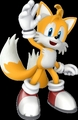tails pose from sonic and sega all stars raceing - miles-tails-prower photo