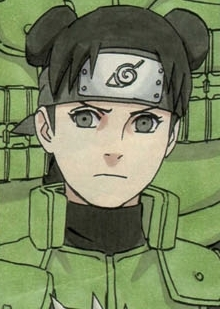 tenten at the war