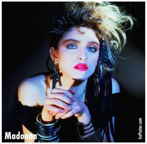 The 80s images ♥80's style *Madonna*♥ wallpaper and background photos
