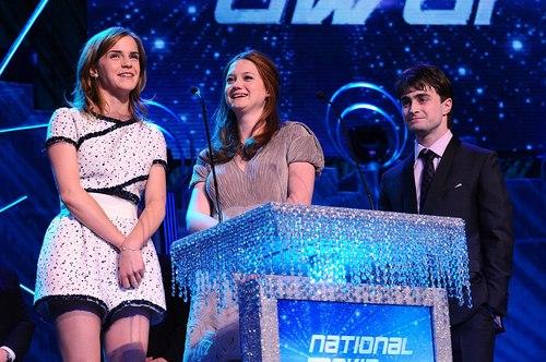 ♥HP Lovely Cast♥ Dan, Emma & Bonnie