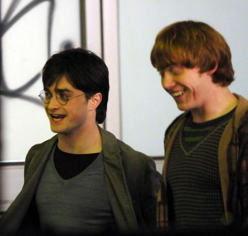 ♥HP Lovely Cast♥ Dan & Rup