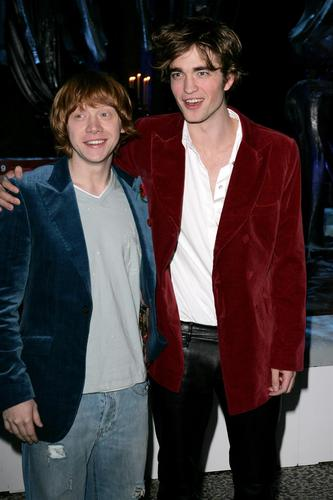 ♥HP Lovely Cast♥ Rup & Robert