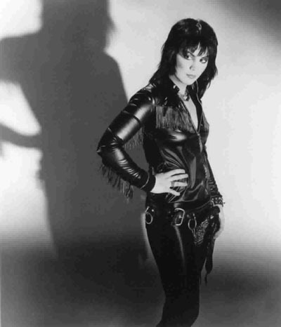 Joan Jett wallpaper containing a breastplate and an armor plate entitled ♥Joan Jett♥