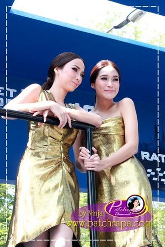 @ Ratchadamnoen Red ブル Racing Bangkok 2010