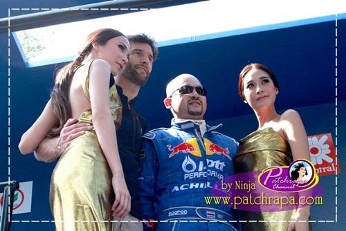 @ Ratchadamnoen Red सांड, बैल Racing Bangkok 2010