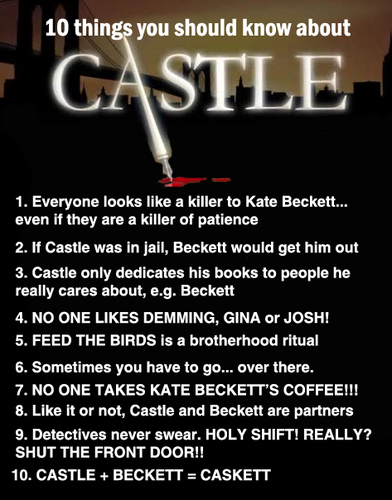 10 things te should know about castello