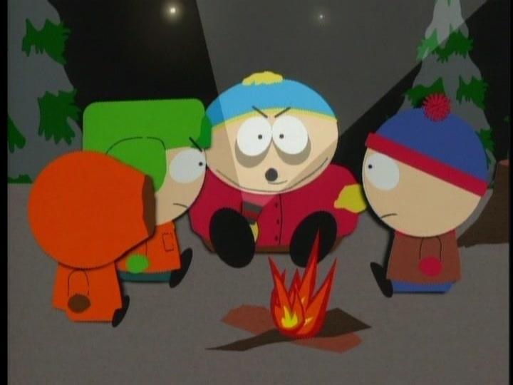 south park cartman ang...
