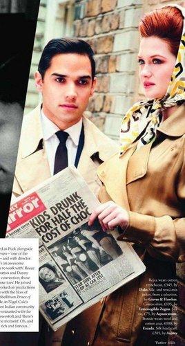 2011: Tatler magazine