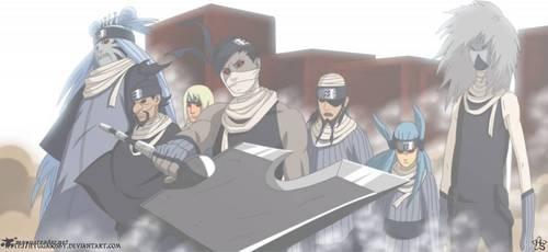 7 Swordsmen of the Mist