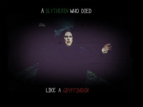 A Slytherin Who Died