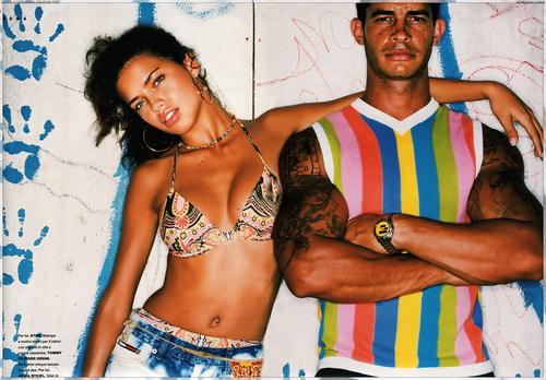 Adriana - Amica Italy 2001