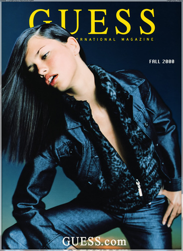 Adriana - Guess 2000 Fall Journal