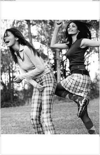 Adriana - Guess 2001 Fall Journal