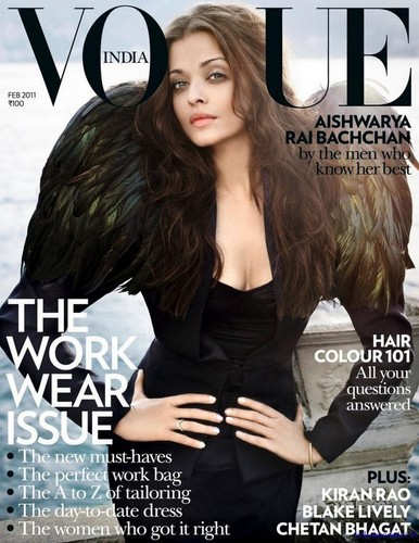 "Aishwarya Rai - ""VOGUE"" (February 2011 India)"
