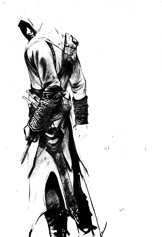 Altair - assassins-creed Fan