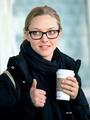 Amanda arriving in NYC (February 3rd 2011). - amanda-seyfried photo