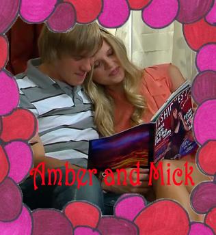 Amber and Mick