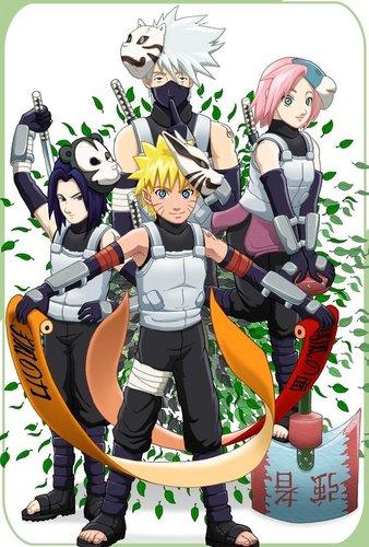 Anbu Team 7