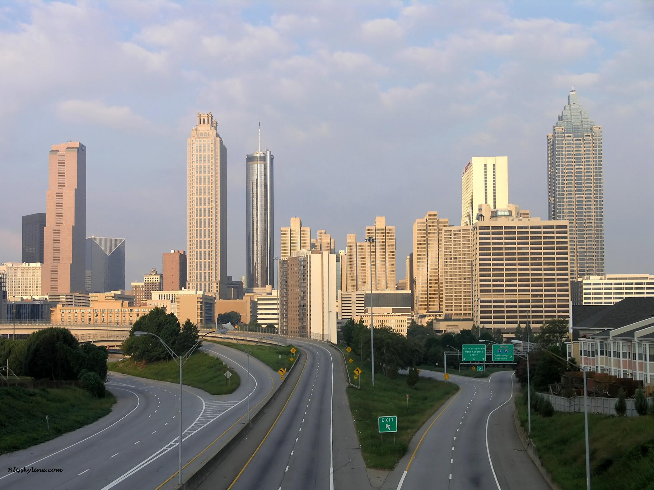 Atlanta images atlanta ga skyline hd wallpaper and for How to become a builder in ga