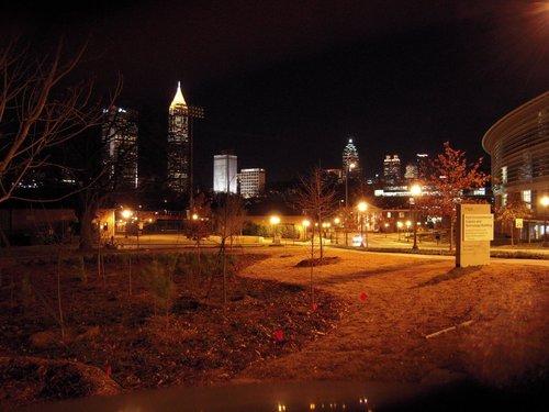 Atlanta fondo de pantalla probably containing a business district called Atlanta, GA