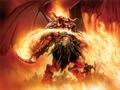 Azeril's demon form - random-role-playing wallpaper