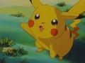 Baby Pikachu.