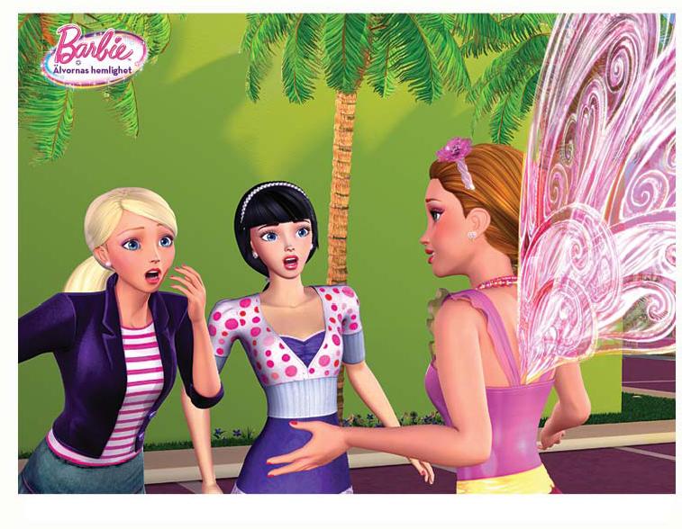 Barbie A Fairy Secret- Oh My Kelly!
